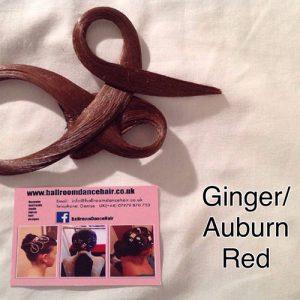 Ginger Auburn Red