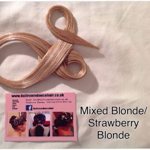 Mixed-Blonde, Strawberry Blonde